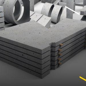 Производство железо-бетонных изделий